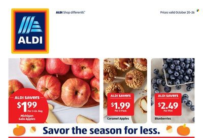 ALDI (IL) Weekly Ad Flyer October 25 to November 1