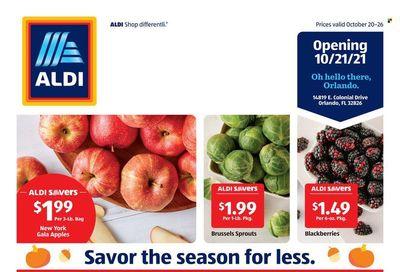 ALDI (FL) Weekly Ad Flyer October 25 to November 1
