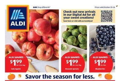 ALDI (NC, SC, TN, VA) Weekly Ad Flyer October 25 to November 1