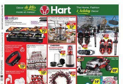 Hart Stores Flyer October 27 to November 16
