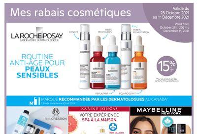Brunet Cosmetic Insert October 28 to December 1