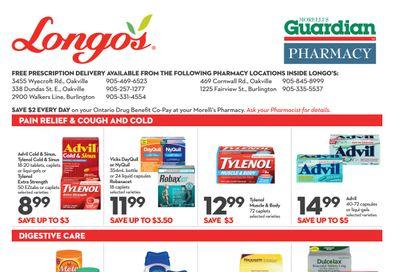 Longo's Pharmacy Flyer October 28 to November 24