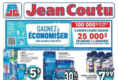 Jean Coutu (QC) Flyer October 28 to November 3