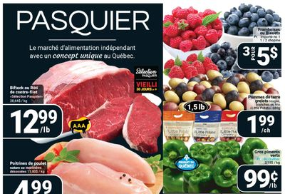 Pasquier Flyer October 28 to November 3