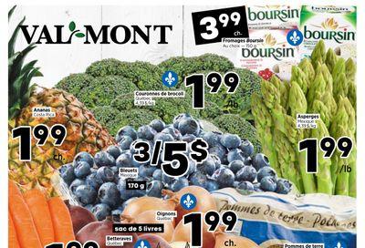 Val-Mont Flyer October 28 to November 3
