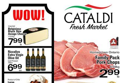 Cataldi Fresh Market Flyer October 27 to November 2
