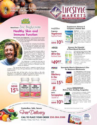 Lifestyle Markets Monday Magazine October 27 to November 14