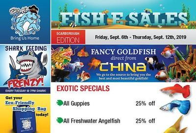 Big Al's (Scarborough) Weekly Specials September 6 to 12