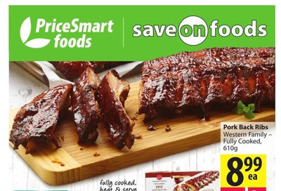 PriceSmart Foods Flyer March 19 to 25