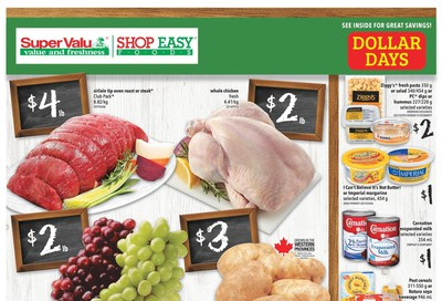 Shop Easy & SuperValu Flyer March 20 to 26