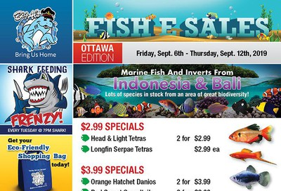 Big Al's (Ottawa East) Weekly Specials September 6 to 12