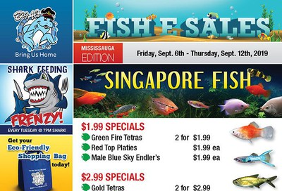 Big Al's (Mississauga) Weekly Specials September 6 to 12
