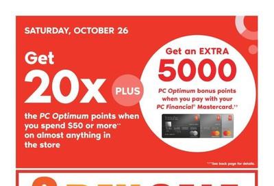 Shoppers Drug Mart (ON) Flyer October 26 to 31