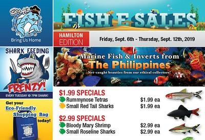 Big Al's (Hamilton) Weekly Specials September 6 to 12