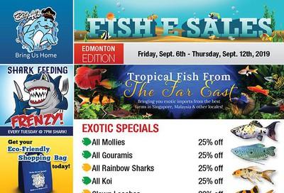 Big Al's (Edmonton) Weekly Specials September 6 to 12