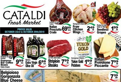 Cataldi Fresh Market Flyer October 23 to 29