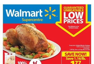 Walmart Supercentre (West) Flyer October 24 to 30