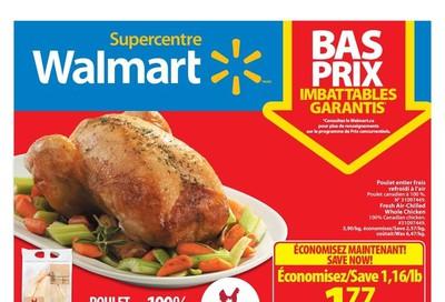 Walmart Supercentre (QC) Flyer October 24 to 30
