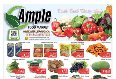 Ample Food Market Flyer March 20 to 26