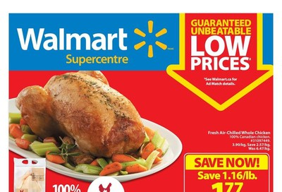 Walmart Supercentre (Atlantic) Flyer October 24 to 30