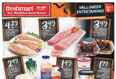 Freshmart (Atlantic) Flyer October 24 to 30