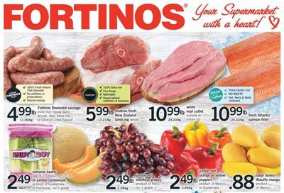 Fortinos Flyer March 26 to April 1