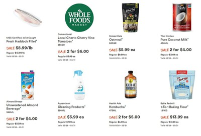 Whole Foods Market (ON) Flyer March 25 to 31