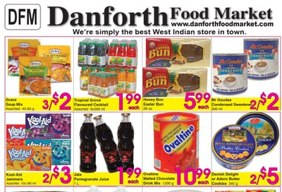 Danforth Food Market Flyer March 26 to April 1
