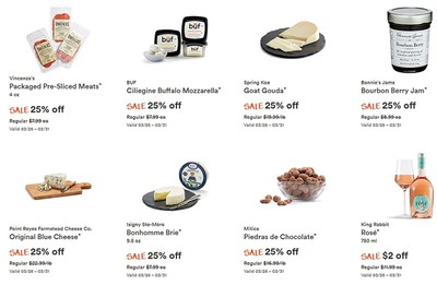 Whole Foods Market (West) Flyer March 25 to 31