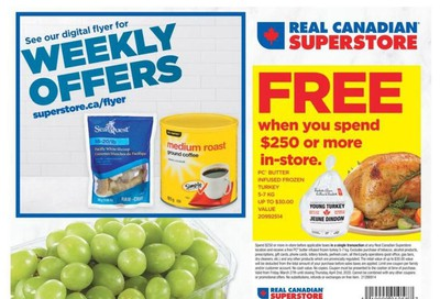 Real Canadian Superstore (West) Flyer March 27 to April 2
