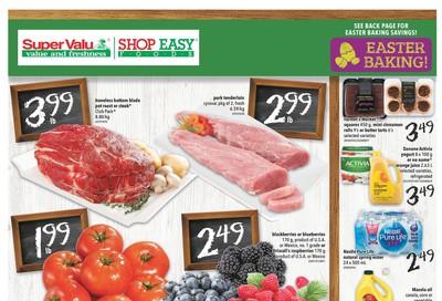 Shop Easy & SuperValu Flyer March 27 to April 2
