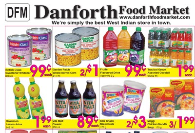 Danforth Food Market Flyer October 24 to 30