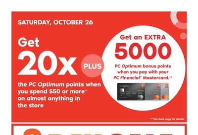 Shoppers Drug Mart (West) Flyer October 26 to 31