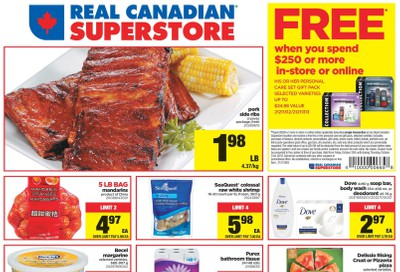 Real Canadian Superstore (West) Flyer October 25 to 31