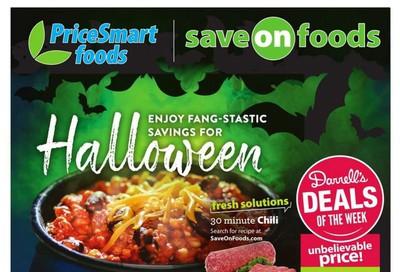 PriceSmart Foods Flyer October 24 to 30