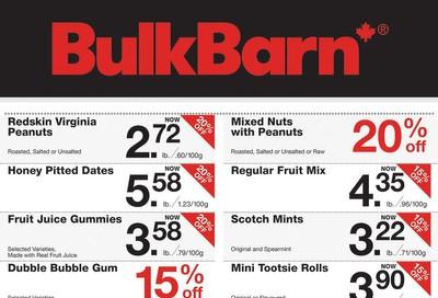 Bulk Barn Flyer October 24 to 30