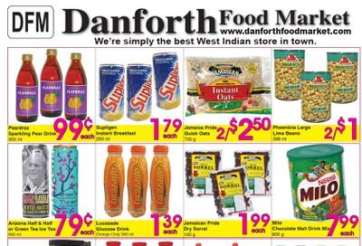 Danforth Food Market Flyer April 2 to 8