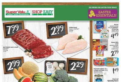 Shop Easy & SuperValu Flyer April 3 to 9