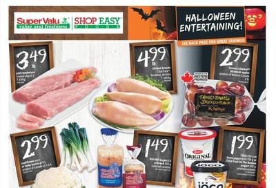 Shop Easy & SuperValu Flyer October 25 to 31