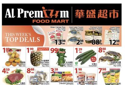 Al Premium Food Mart (Eglinton Ave.) Flyer October 24 to 30