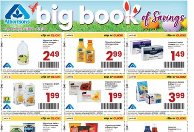 Albertsons Weekly Ad & Flyer March 31 to May 4