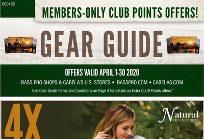 Bass Pro Shops Weekly Ad & Flyer April 1 to 30