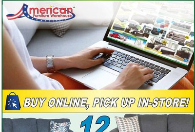 American Furniture Warehouse Weekly Ad & Flyer April 5 to 11