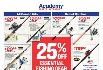 Academy Sports Weekly Ad & Flyer April 6 to 12