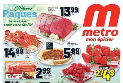 Metro (QC) Flyer April 9 to 15