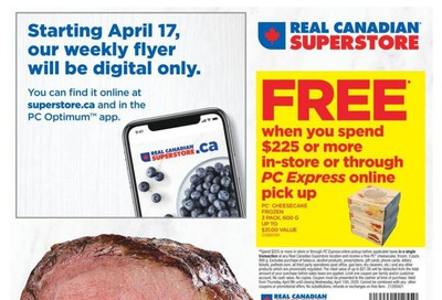 Real Canadian Superstore (ON) Flyer 9 to 15