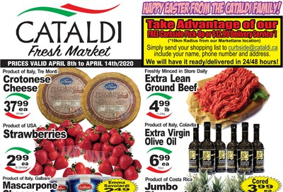 Cataldi Fresh Market Flyer April 8 to 14