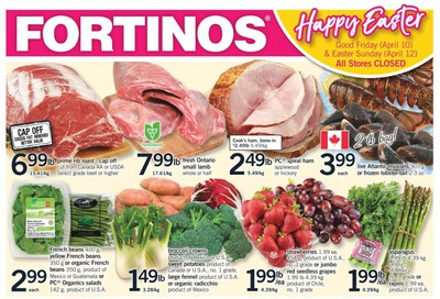 Fortinos Flyer 9 to 11