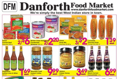Danforth Food Market Flyer April 9 to 15