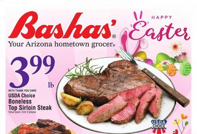 Bashas Weekly Ad & Flyer April 8 to 14